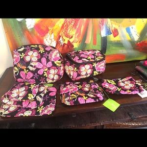 Vera Bradley Organized Cases for Purse and Travel
